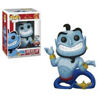 Pop! Vinyl--Aladdin - Genie with Lamp Diamond Glitter US Exclusive Pop! Vinyl