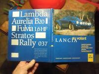 Au Volant LANCIA Lambda Aurélia B20 Fulvia Rally 1.6Hf Stratos & Rallye 037