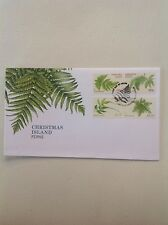 2012 - Australia - Christmas Island Ferns FDC