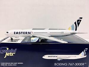 Gemini Jets 1:400 Eastern Airlines BOEING 767-300ER N705KW GJEAL1953