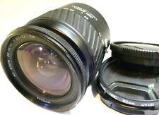 Minolta AF 28-80mm f3.5-5.6 zoom Lens For α37 α58 α68 Alpha auto focus (black)