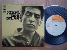 "BOB DYLAN THE TIMES THEY ARE A-CHANGIN / SOPD53 7"" 33RPM PS EP"