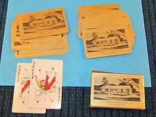 Vintage Bridge Playing Cards Deck Board Game La Vista Nebraska