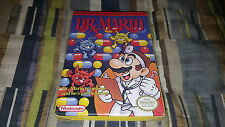 Dr. Mario (Nintendo Entertainment System, 1990) NES Brand New Factory Sealed