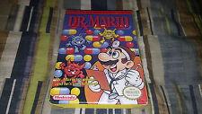 Dr. Mario (Nintendo Entertainment System, 1990) NES Brand New Factory Sealed