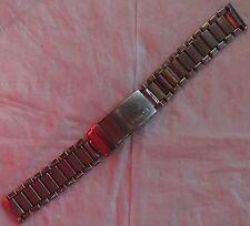 Zenith Gay Freres mens wristwatch steel bracelet 2/70 lug 18 mm.