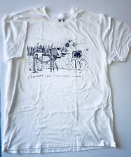 Radiohead chicago t shirt large 2018 7/7 concert tour united center new