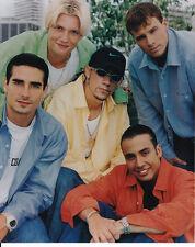 BACKSTREET BOYS   Photo couleur 20 X 25 CM   Nick CARTER