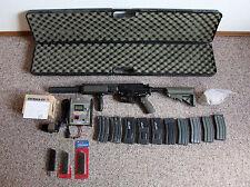 Hurricane HK416 Airsoft Gun Full Systema Metal Gearbox / Motor