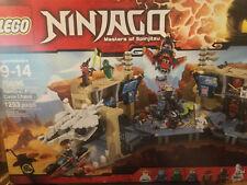 Lego Ninjago Samurai X Cave Chaos ( 70596 ) - New in Box 1253 pieces