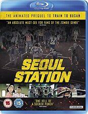 Seoul Station [Blu-ray] [2017] [DVD][Region 2]