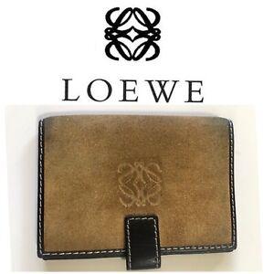Loewe Leather Wallet