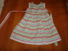 BLUEBERI BOULEVARD GIRLS SIZE 6 SLEEVELESS  DRESS GORGEOUS
