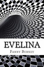 Evelina by Fanny Burney (2016, Paperback)