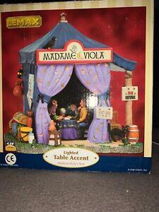 Lemax-Tente de Madame Viola