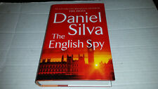The English Spy by Daniel Silva (2015, Hardcover) SIGNED 1st/1st