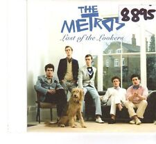 (FT35) The Metros, Last Of The Lookers - 2008 DJ CD