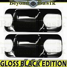 2017 Ford F250 F350 Reg/Ext Cab GLOSS BLACK Door Handle Covers Bowls