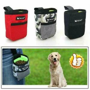 Pet Dog Cat Training Treat Bag Feed Bait Food Snack Belt Pouch Bag