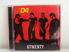 CD ALBUM THE D4 6Twenty 7210115020