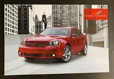 2013 Dodge Avenger Sales Brochure