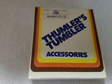 THUMBLERS TUMBLER ROCK POLISHER ACCESSORIES 16OZ SEALED