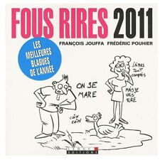 FOUS RIRES 2011 - FRANCOIS JOUFFA ET FREDERIC POUHIER