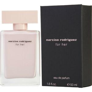 Narciso Rodriguez for Her Edp Eau de Parfum Spray 50ml