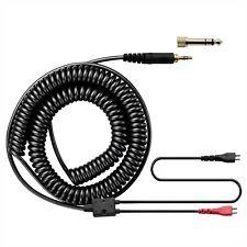 1,5m Ersatz Audio Spiral Kabel für Sennheiser HD25 HD250 HD480 HD540 HD560 HD600