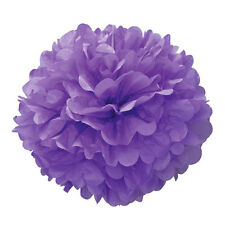"5PC Paper Pom Poms 6"" 8"" 10"" 12"" Tissue Baby Shower Party Wedding Hanging Decor"