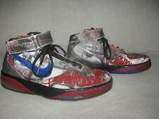 Nike Air Force 25 Rasheed Wallace Basketball Shoe Sz 8 All Star 316258-141 RARE