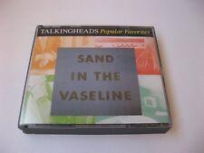 Talking heads popular favorites 1976-1992 sand in the vaseline box set 2 CD CD