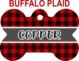 Dog/Pet ID Tags Personalized Custom Double Sided Aluminum Lightweight Name Phone