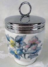 Royal Worcester Porcelain Woodland Egg Coddler With Lid