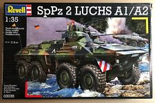 REVELL 03036 - SpPz 2 LUCHS A1/A2 - 1/35 PLASTIC KIT NUOVO