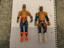 MATTEL WWE KALISTO & SIN CARA BATTLE PACK 42 (GOOD CONDITION) LUCHA DRAGONS RARE
