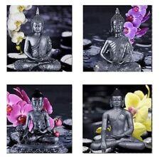 Deko-Bilder & -Drucke auf Leinwand mit Buddha für die Küche