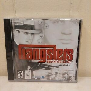 Gangsters Organized Crime A Mob Sim Pc New Win10 8 7 XP Chicago Style 1920's
