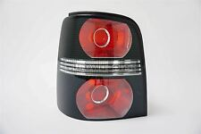 VW Touran 07-10 Black Rear Tail Light Lamp Left Passenger Near Side OEM Hella