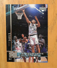 Grant Hill 1997-98 Upper Deck Game Dated #34