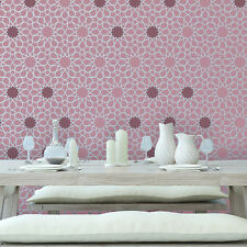 Moroccan Wall Stencil Allover Reusable Essaouira Stencil for DIY Home Decor