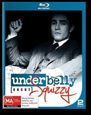 USED (LN) Underbelly: Squizzy [Blu-ray] (2013)