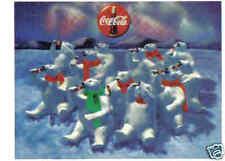 Coke Coca Cola Postcard Advertising Americana 6300-50