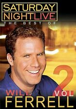 NEW - Saturday Night Live - The Best of Will Ferrell - Volume 2