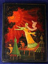 "Lunar Eclipse!! Soviet Russian Yaroslavna Kholui ""Polyanina E""  Kholui Village"