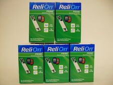 250 ReliOn Prime Test Strips With Next Day Shipping 2022-03 And 2023-03