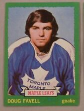 1973-74 Topps Doug Favell Toronto Maple Leafs #119 Hockey Card nm-mt
