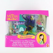 POLLY POCKET Disney Tiny Collection 1997 Mulan Brave Journey *NEW & SEALED*