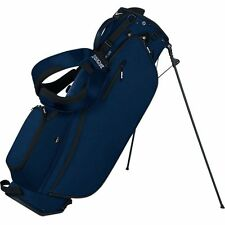 Nike Sport Lite Ii Custom College Navy/Silver Stand Golf Bag