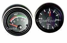 BMW VDO Clock Voltmeter Combo 12V Volts R100 R90 R80 R75 R90S R100S RS New